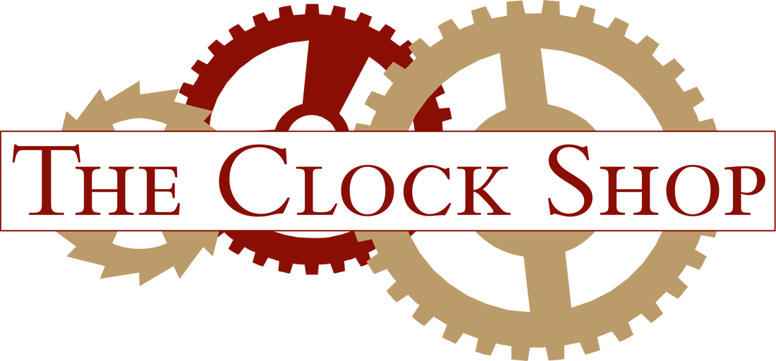 The Clock Shop Logo