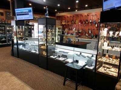 Find a huge selection of new and used jewelry at Presidential Pawn.