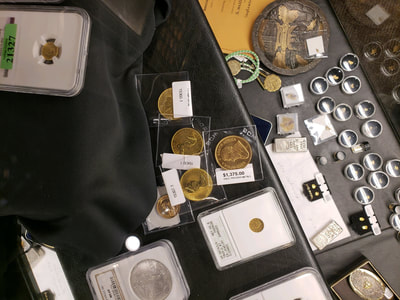 Find rare coins, currency, bullion and more at Presidential Pawn.
