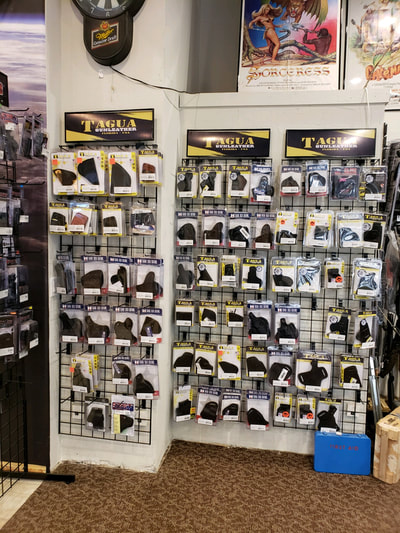 You can find a great selection of gun and firearm accessories at Presidential Pawn.