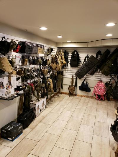 Find tactical gear at Presidential Pawn.