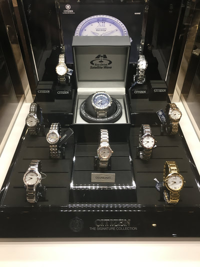 Presidential Pawn carries a stunning selection of wrist watches.